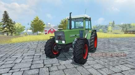 Fendt Farmer 306 LS Turbomatik v2.1 for Farming Simulator 2013