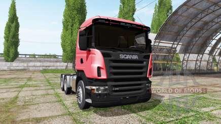 Scania R440 for Farming Simulator 2017