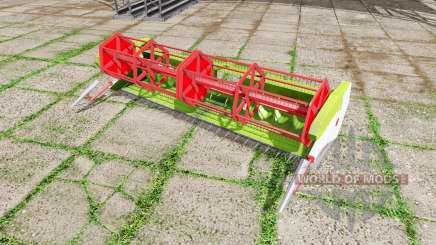 CLAAS C540 v1.2 for Farming Simulator 2017
