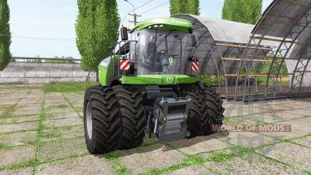Krone BiG X 630 v1.1 for Farming Simulator 2017