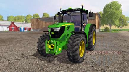 John Deere 6150R for Farming Simulator 2015