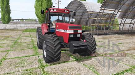 Case IH Magnum 7250 v1.2 for Farming Simulator 2017