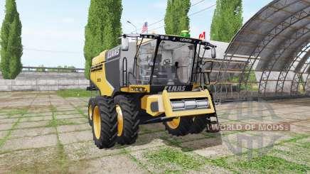 CLAAS Lexion 780 north america for Farming Simulator 2017