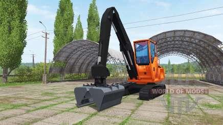 Wood Shovel Loader for Farming Simulator 2017