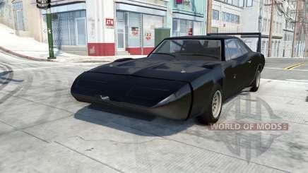 Dodge Charger Daytona v1.6 for BeamNG Drive