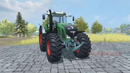 Fendt 936 Vario v5.6 for Farming Simulator 2013