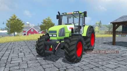 CLAAS Ares 826 v2.1 for Farming Simulator 2013