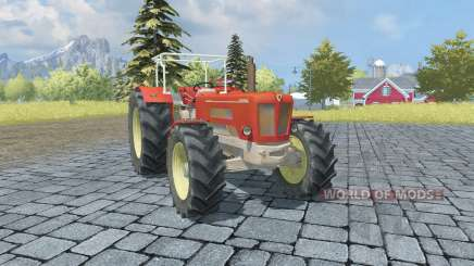 Schluter Super 1250 V v2.0 for Farming Simulator 2013