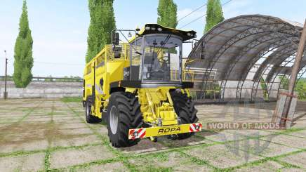 ROPA Panther 2 v1.0.0.3 for Farming Simulator 2017