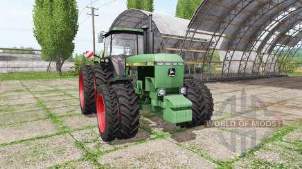 John Deere 4650 for Farming Simulator 2017