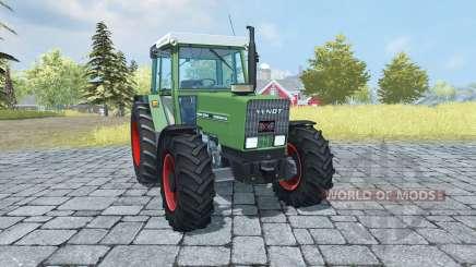 Fendt Farmer 306 LS Turbomatik for Farming Simulator 2013