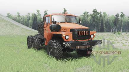 Ural 44202-10 for Spin Tires