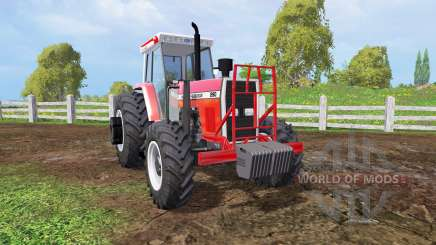 Massey Ferguson 290 front loader for Farming Simulator 2015
