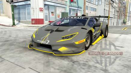 Lamborghini Huracan LP 620-2 Super Trofeo EVO for BeamNG Drive