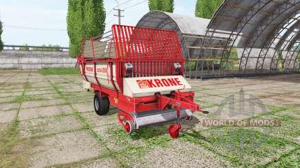 Krone Turbo 2500 v1.1 for Farming Simulator 2017