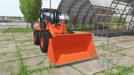 Hitachi ZW150-6 for Farming Simulator 2017