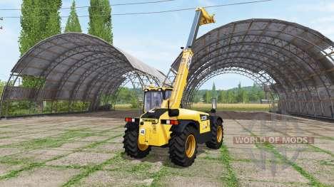JCB 526-56 v1.1 for Farming Simulator 2017