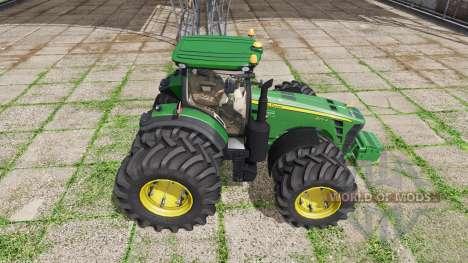John Deere 8270R v1.1.2.5 for Farming Simulator 2017