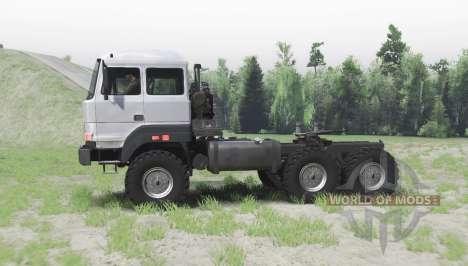 Ural 44202-3511-80 v2.0 for Spin Tires