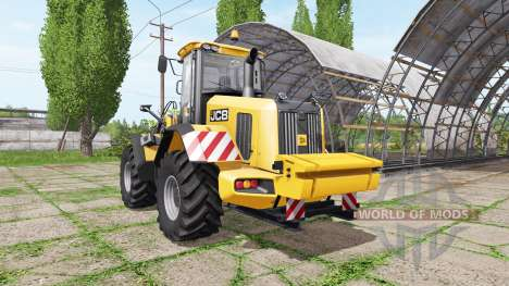 Back weight for Farming Simulator 2017