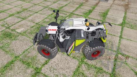 CLAAS Scorpion 7055 v1.1 for Farming Simulator 2017