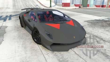 Lamborghini Sesto Elemento 2010 for BeamNG Drive