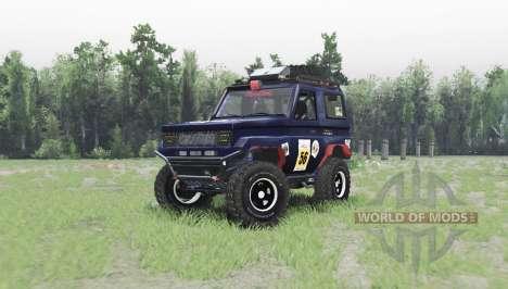 Toyota Land Cruiser 70 v1.1 for Spin Tires