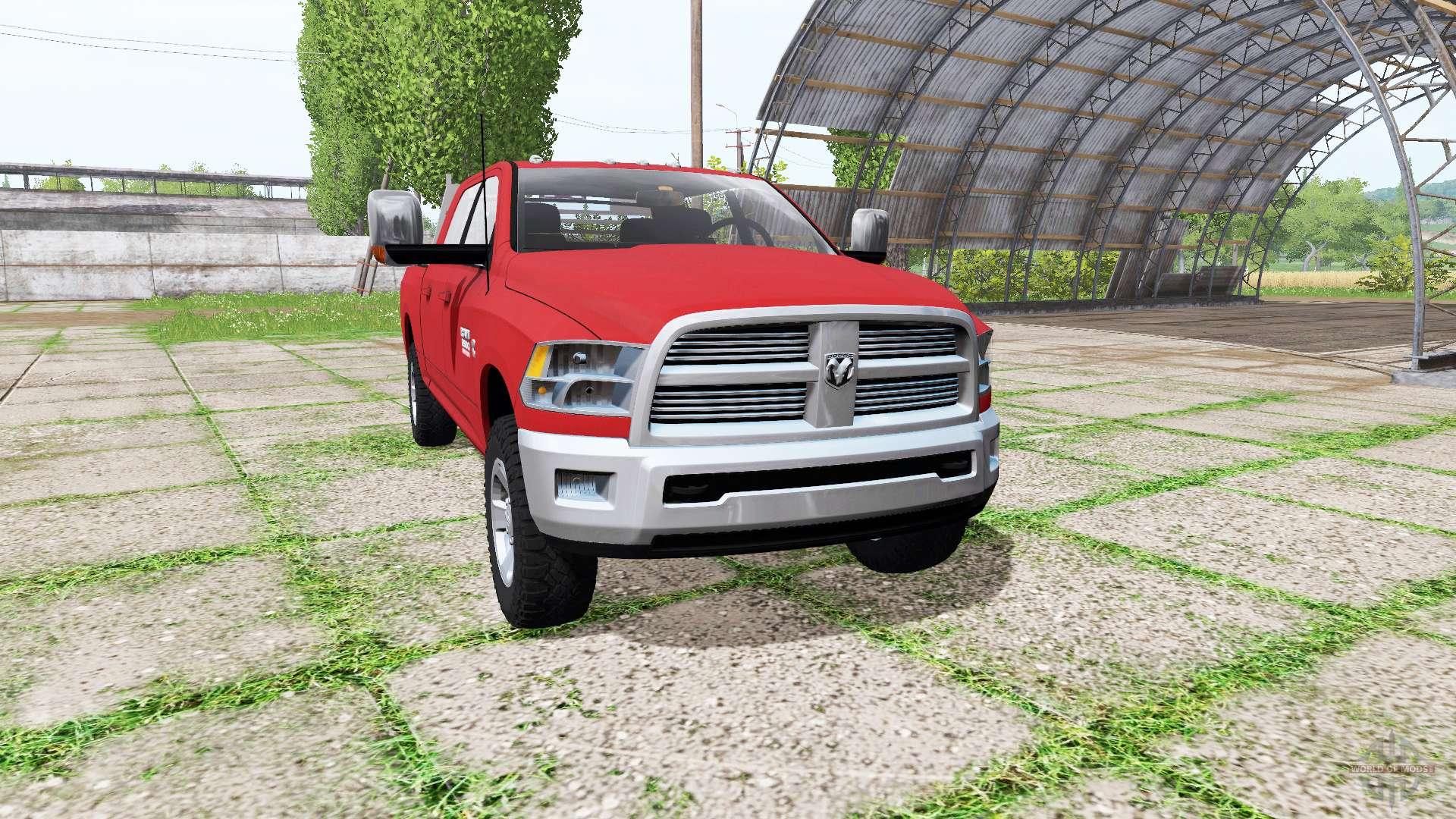 Dodge Ram 2500 for Farming Simulator 2017
