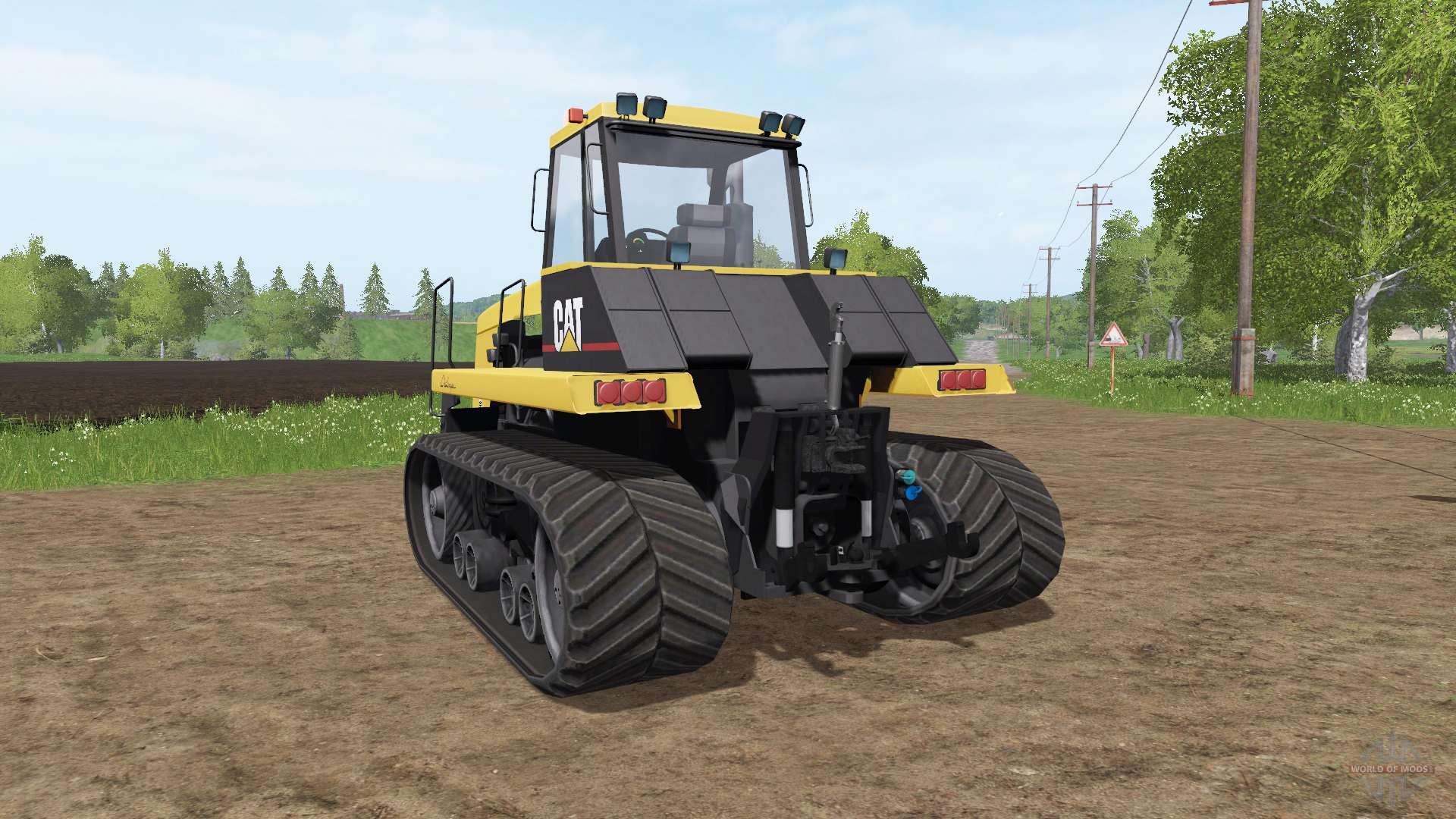 Caterpillar Challenger 75c V1 1 For Farming Simulator 2017