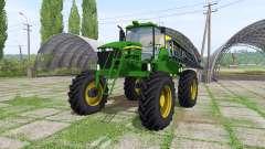 John Deere 4730 v1.1 for Farming Simulator 2017