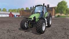 Deutz-Fahr Agrotron 120 Mk3 front loader