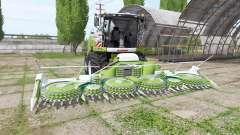 CLAAS Jaguar 980 v2.0 for Farming Simulator 2017