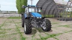 New Holland TS90 for Farming Simulator 2017