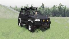 UAZ 3163 Patriot v1.1 for Spin Tires