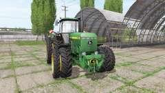John Deere 4755 v3.0 for Farming Simulator 2017