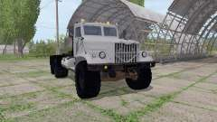 KrAZ 258 for Farming Simulator 2017