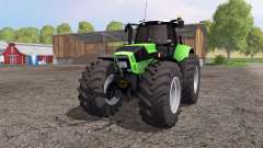 Deutz-Fahr Agrotron X 720 for Farming Simulator 2015