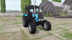 Belarus MTZ 892 v2.0 for Farming Simulator 2017