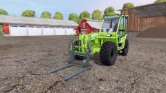 Merlo P41.7 Turbofarmer v4.0 for Farming Simulator 2015