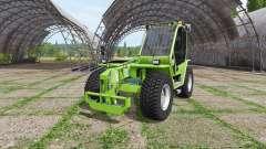 Merlo P41.7 Turbofarmer v3.0 for Farming Simulator 2017