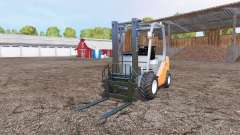 Toyota 62-8FD15 v1.1 for Farming Simulator 2015