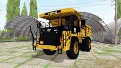 Caterpillar 773G v1.1 for Farming Simulator 2017
