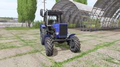 Belarus MTZ 80.1 v2.0 for Farming Simulator 2017