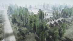The village of TES v1.01 for MudRunner