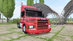 Scania T113H for Farming Simulator 2017