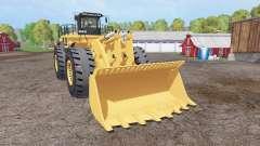 Caterpillar 994F v3.0 for Farming Simulator 2015