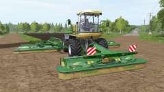 Krone BiG M 500 v1.1 for Farming Simulator 2017