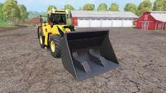 Volvo L180F v3.1 for Farming Simulator 2015