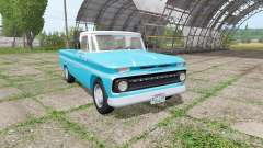 Chevrolet C10 Fleetside 1972