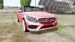 Mercedes-Benz C 250 AMG (W205) for Farming Simulator 2017